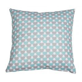 Dekorační polštář Aqua Love 60x60 cm