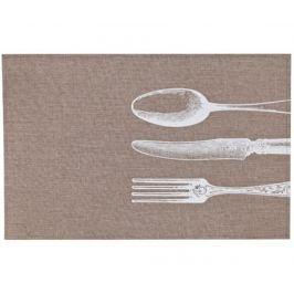 Prostírání Cutlery White 30x45 cm
