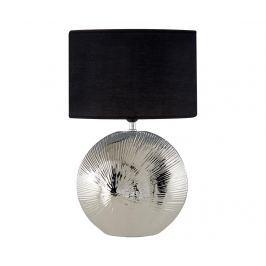 Lampa Hattie Silver Black