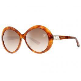 Dámské sluneční brýle Swarovski Round Honey