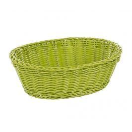 Košík na chléb Party Oval Green