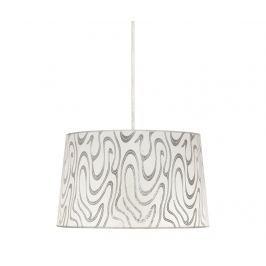 Závěsná lampa Tiger Silver White L