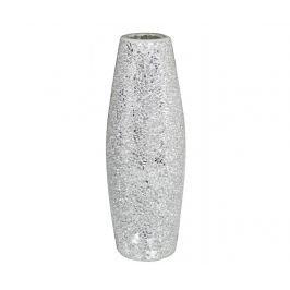 Váza Maroc Mosaic Silver