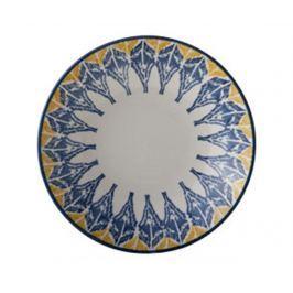 Hluboký talíř Ikat