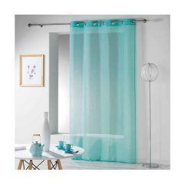 Záclona Telma Blue 140x280 cm