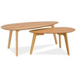 Sada 2 konferenčních stolků Astrid Design
