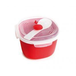 Dóza na vaření cereálií Airtight Red 2.7 L