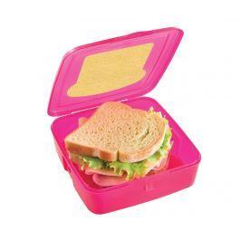 Dóza na potraviny Energy Sandwich Pink 500 ml