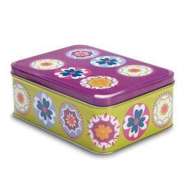 Krabice s víkem Retro Suzani