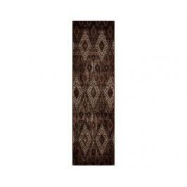 Koberec Karma Chocolate 66x229 cm