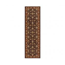 Koberec Persian Dark Brown 66x229 cm