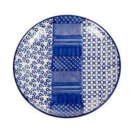 Mělký talíř Art and Craft Blue