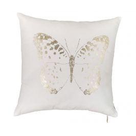 Povlak na polštář Golden Butterfly 45x45 cm