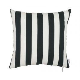 Povlak na polštář Black and White 41x41 cm