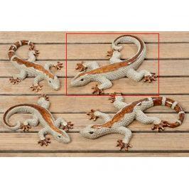 Dekorace Lizard Bijan Tree