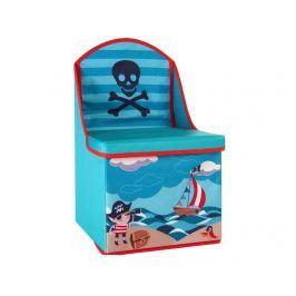 Dětská židlička Pirate