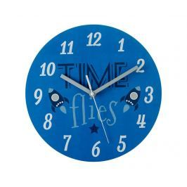 Nástěnné hodiny Time Flies