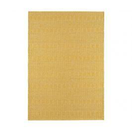 Kobereček Sloan Mustard 160x230 cm
