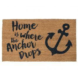 Vchodová rohožka Where the Anchor Drops 40x70 cm