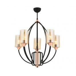 Závěsná lampa Donna Five