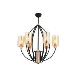 Závěsná lampa Donna Six