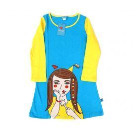 Dětské šaty s dlouhým rukávem How Are You 6 r.