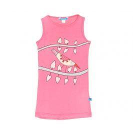 Dětské tílko Bird Pink 10 r.
