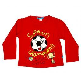 Dětské tričko s dlouhým rukávem Spain The Champion 8 r.