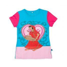 Dětské triko Hindu Girl 14 r.