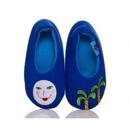 Domácí pantofle Moonflower 32