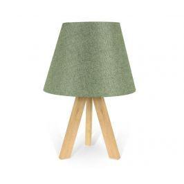 Noční lampa Katy White Green