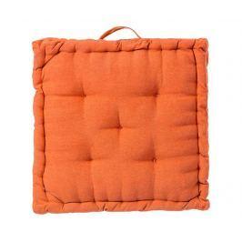 Podlahový polštář Loving Colours Orange 45x45 cm