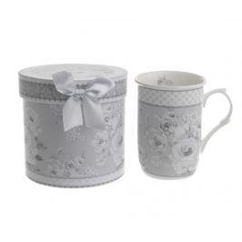 Hrnek Roses in Grey 330 ml