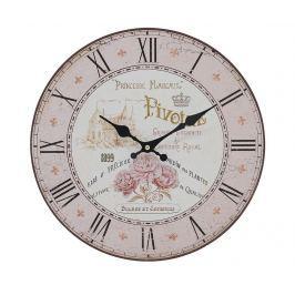 Nástěnné hodiny Princesse Margaux