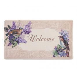 Vchodová rohožka Welcome Birds 44x74 cm