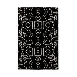 Koberec Spectrum Zion Black White 120x170 cm
