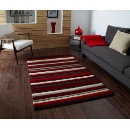 Koberec Hong Kong Multi Red 120x170cm