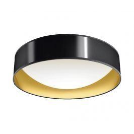 Stropní svítidlo Tiziano Black Golden M