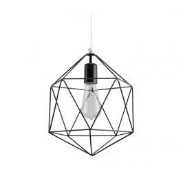Závěsná lampa Donato Black