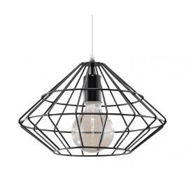 Závěsná lampa Editta Black