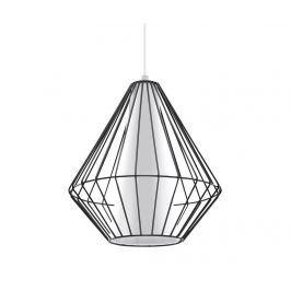 Závěsná lampa Alfredo Black