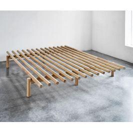 Rám postele Pace Natural Pine 140x200 cm