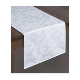 Středový ubrus Blink Silver 40x140 cm