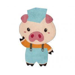 Koberec Piggy 96x153 cm