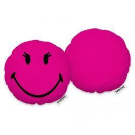 Dekorační polštář Smiley Face