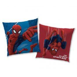 Dekorační polštář Spiderman 40x40 cm