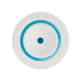 Mělký talíř The Dot Blue