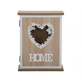 Skříňka na klíče Love