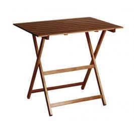 Skládací stůl King Walnut