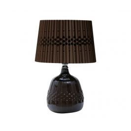 Noční lampa Braid Brown